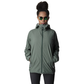 Houdini Wisp Jacket Women storm green